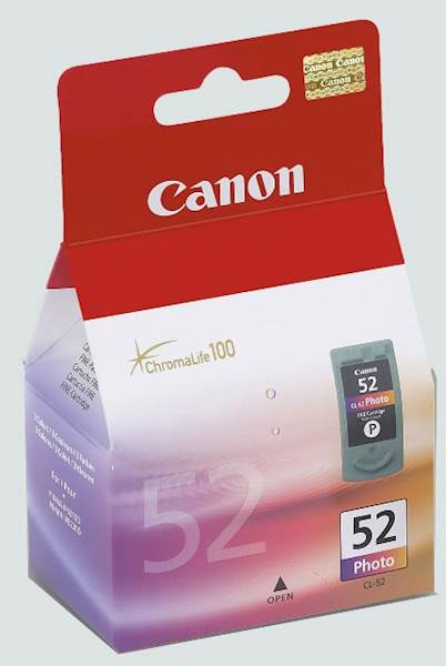 ČRNILO CANON CL-52 PHOTO ZA iP6210D/iP6220D, 21ml