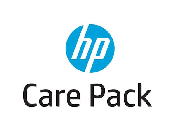 HP Care Pack za monitorje iz 3 let na 5 let NBD 17''-29''
