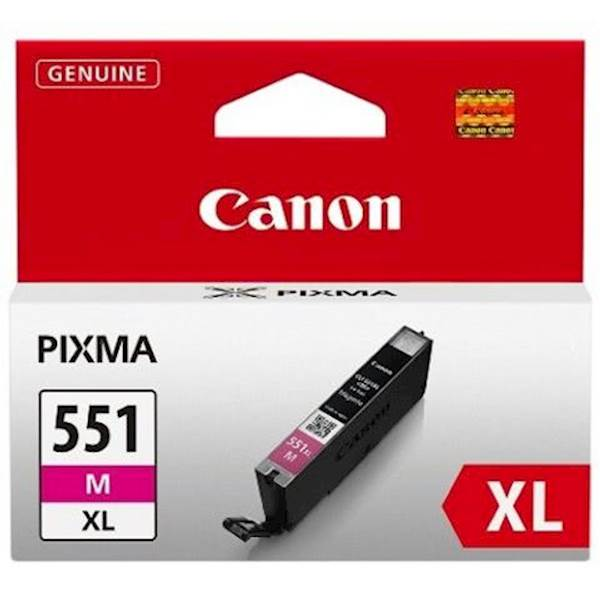 ČRNILO CANON CLI-551 MAGENTA XL ZA IP7250/MG5450 11ml