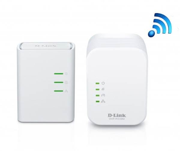 DLINK POWERLINE WiFi VMESNIK