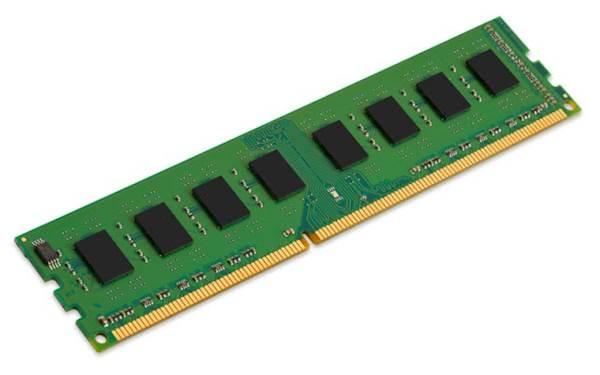 RAM DDR3 2GB PC1333 Kingston, CL9, 1Rx16