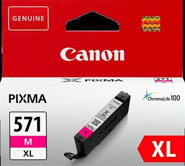 ČRNILO CANON CLI-571 MAGENTA XL MG5750, 11ml
