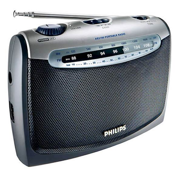 PRENOSNI RADIO PHILIPS AE2160