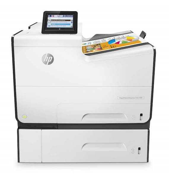 Brizgalni tiskalnik HP PageWide Enterprise Color 556xh