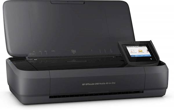 Brizgalni prenosni tiskalnik HP OfficeJet 252 Mobile All In One