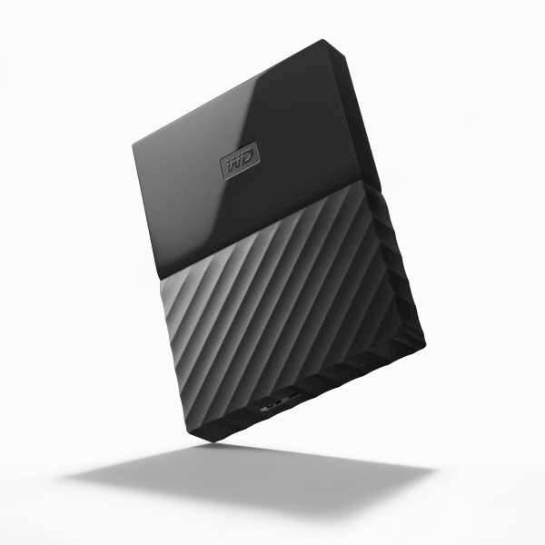 HDD WD My Passport® 1TB Črn, USB 3 0 (2 0), WD Backup™, WD
