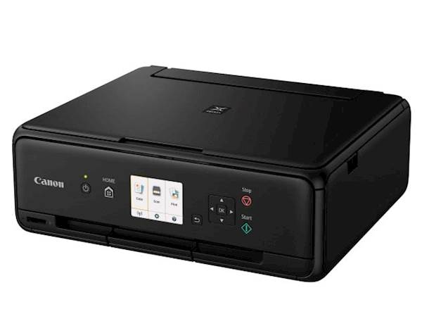 Večfunkcijska brizgalna naprava CANON Pixma TS5050, črne barve