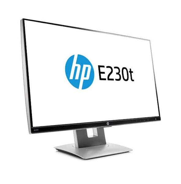 Monitor HP EliteDisplay E230t 58,42 cm (23'') FHD IPS 16:9, Touch