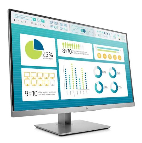 Monitor HP EliteDisplay E273 68,5 cm (27'') FHD IPS 16:9, nastavljiv
