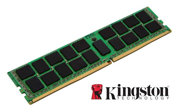 RAM HP DDR4 16GB PC2666 Kingston, CL19, DIMM, 2Rx8, Non-ECC