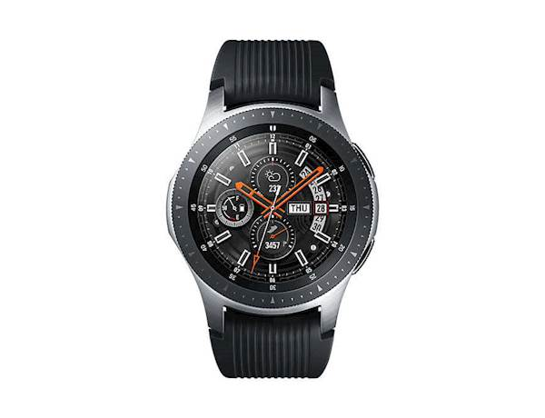 Pametna ura Samsung GALAXY WATCH 46 mm srebrna