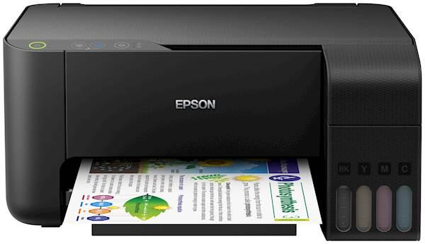 Večfunkcijska brizgalna naprava EPSON EcoTank ITS L3110