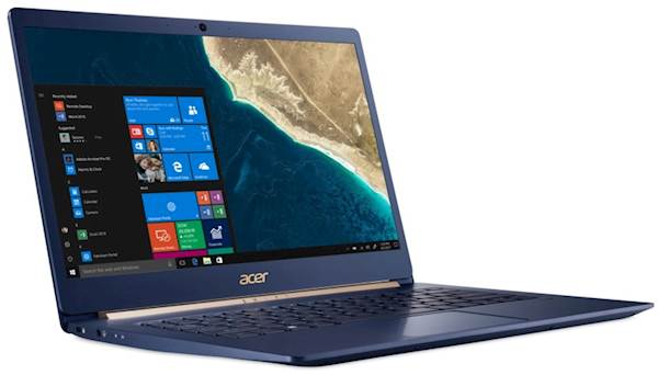 Prenosnik ACER Swift SF514-52T-58Z0 i5-8250U/8GB/SSD 256GB/14'' FHD IPS Touch/UMA/W10Home
