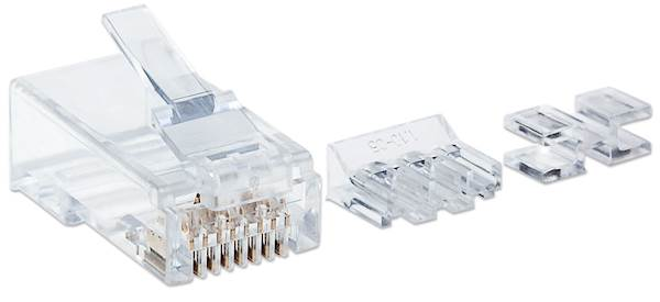 Intellinet RJ45 Modularni konektor Pro Line 80-Pack Cat6