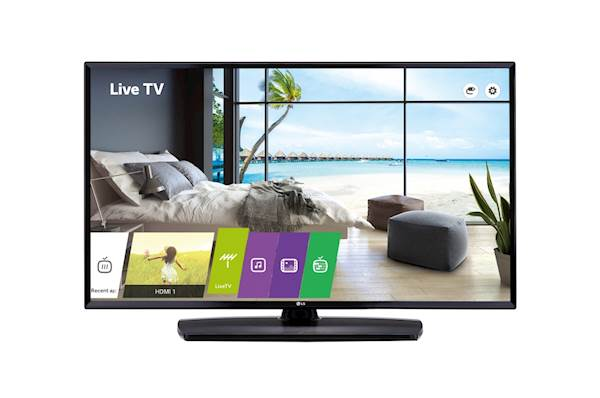 "Hotel TV LG 43LU661H, 42,5"", LED, 16:9, 1920x1080, HDMI, USB, TV-tuner"