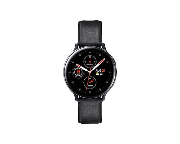 PAMETNA URA SAMSUNG GALAXY WATCH ACTIVE 2  STELL 44 ČRNA