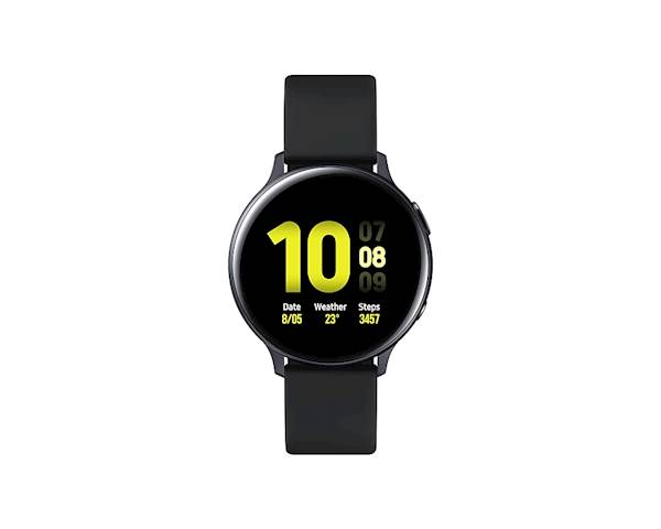 PAMETNA URA SAMSUNG GALAXY WATCH ACTIVE 2  ALU 44 ČRNA