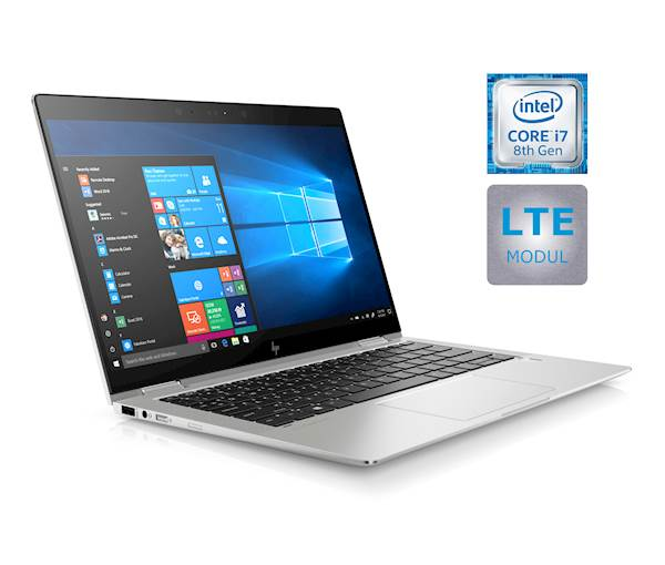 Prenosnik HP EliteBook x360 1030 G4 i7-8565U/16GB/SSD 512GB/13,3''FHD Touch/Pen/LTE/BL KEY/W10Pro