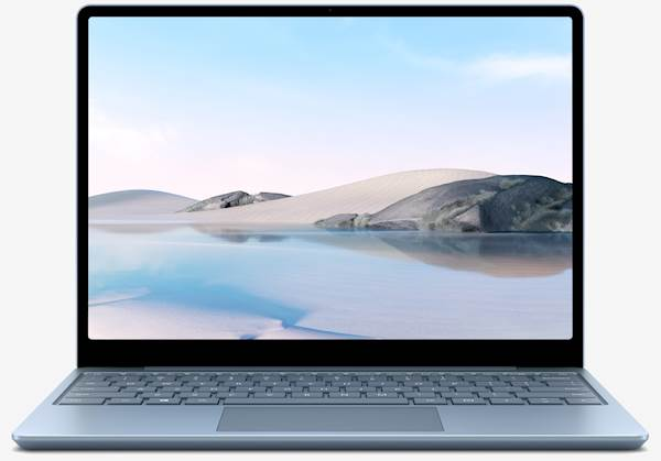 "MS Surface Laptop GO - 12,5""/i5-1035G1/8GB/128GB/Intel UHD/W10Home S"