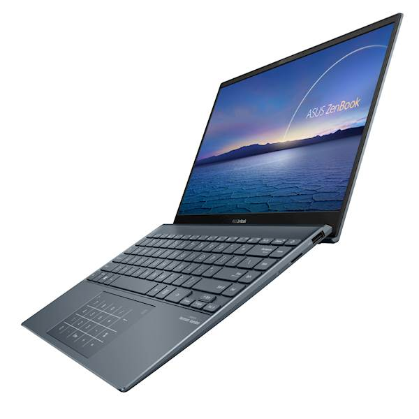 "ASUS ZenBook 13 UX325EA-WB501T i5-1135G7/8GB/SSD 512GB/13,3""FHD IPS 450nits/Iris Xe/W10H NumberPad"