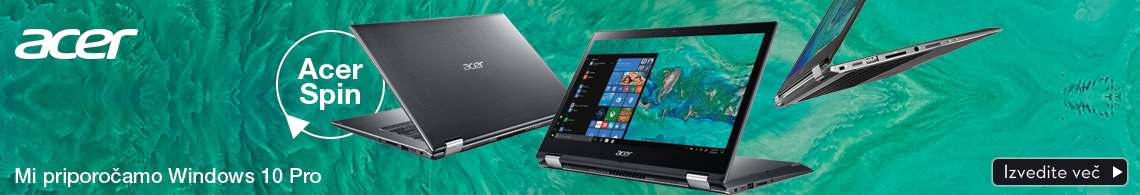 Acer - Spin - Windows 10 Pro